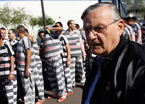 Joe Arpaio not feeding inmates not feeding inmates for the holiday.