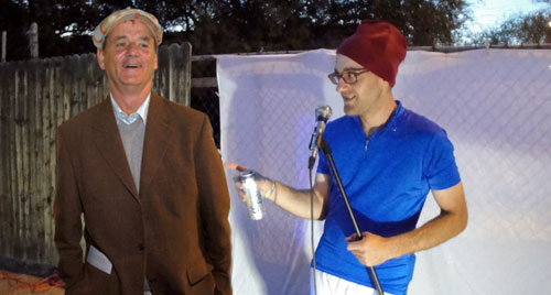 Bill Murray shows up in Phoenix on party crashing tour