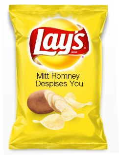Mitt Romney despises you