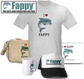 Fappy The Anti-Masturbation Dolphin