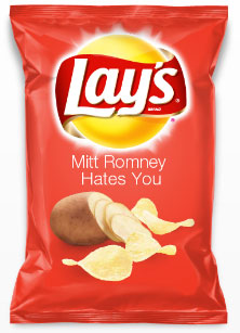 Mitt Romney hates you