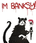 I am Banksy!
