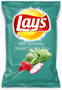 Mitt Romney doesn't like you