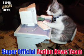 Super Official News is funny news from around the world