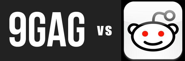 9gag vs reddit vs 4chan