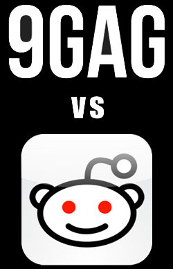 9Gag Suing Reddit For 50 Million Dollars - The 4chan battle vs 9Gag