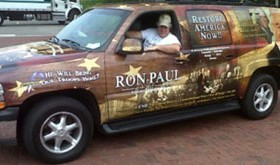 "Mitt Romney Campaign Using ""Ron Paul Diversion Vehicles"""