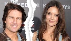 tom cruise katie holmes 5 year marriage contract details