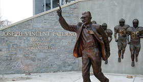 Joe Paterno Statue Sold At Private Auction