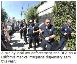 Obama Auctioning Off Pot Seized In Drug Raids since 2008