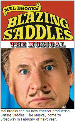Blazing Saddles: The Musical