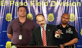 El Paso drug heist - 14 Billion dollars of drugs