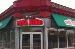 Papa John's apologizes and offers large pizza coupon
