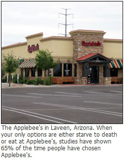Applebee's in Laveen, Arizona
