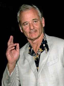Bill Murray saves mans life choking on food