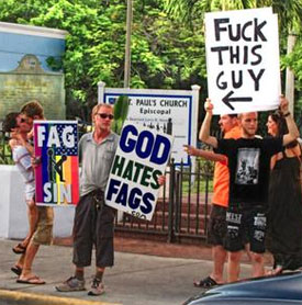 Westboro Baptist Church ending it's hate and picketing