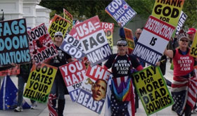 Westboro Baptist Church Ending Their Campaign Of Hate