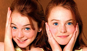 Lindsay Lohan's British Identical Twin Living A Wonderful Life In London