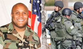 Christopher Dorner UPDATE: Los Angeles Evacuating Everyone That Does Not Look Like A 275lb Black Man