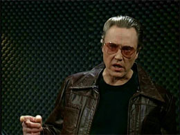 Christopher Walken Confesses To Being The Culprit Behind The Banksy Arrest Hoax On Friday
