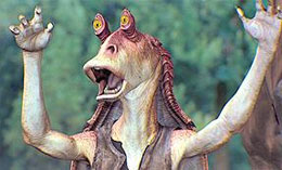 Jar Jar Binks returns for Star Wars: Episode VII
