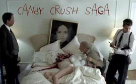 Candy Crush Saga Killer strikes again