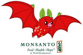 Monsanto has also suggested we bring Frankie the Fruit Bat® with us along on our new and improved nationwide tour starting on May 21st.