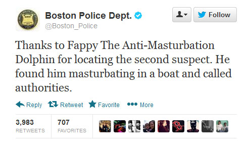 Live Stream: The Boston Fappy® Heroes Parade