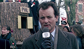 The movie Groundhog Day 20th Anniversary nationwide party