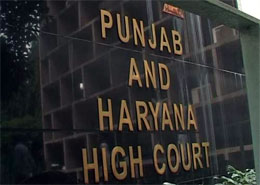 The Punjab Haryana High Court in India where a woman was stoned to death for disobeying her husband