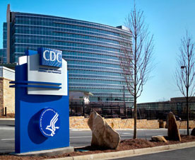 The CDC finds proof of zombies