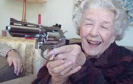 Granny kills knockout game thug