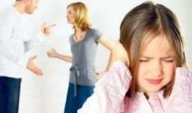 Girl divorces parents