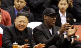 Dennis Rodman eaten by dogs