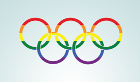 olympics in Russia are gay