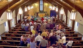 Paul Church in Huntsville, Alabama