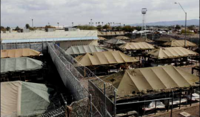 Tent City in Phoenix Arizona closing