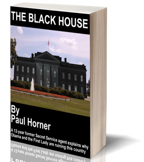 The Black House by Paul Horner
